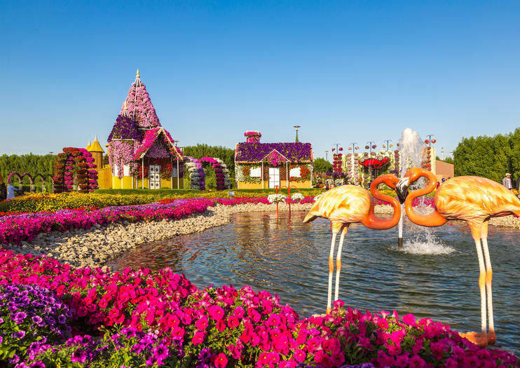 Dubai Miracle Garden Attractions Timing Ticket Price And More Zooma Properties